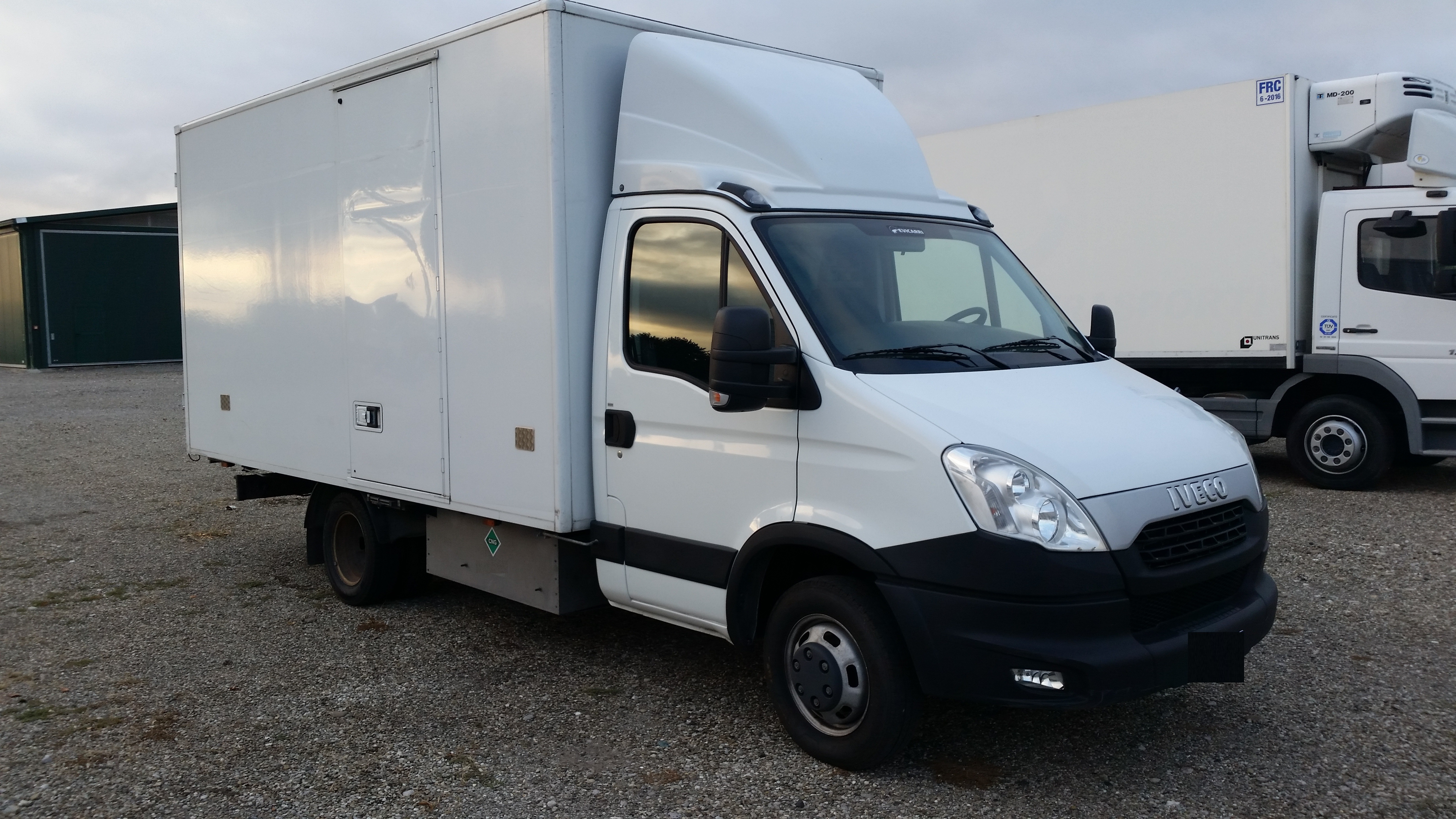 Vai a IVECO DAILY 35C13