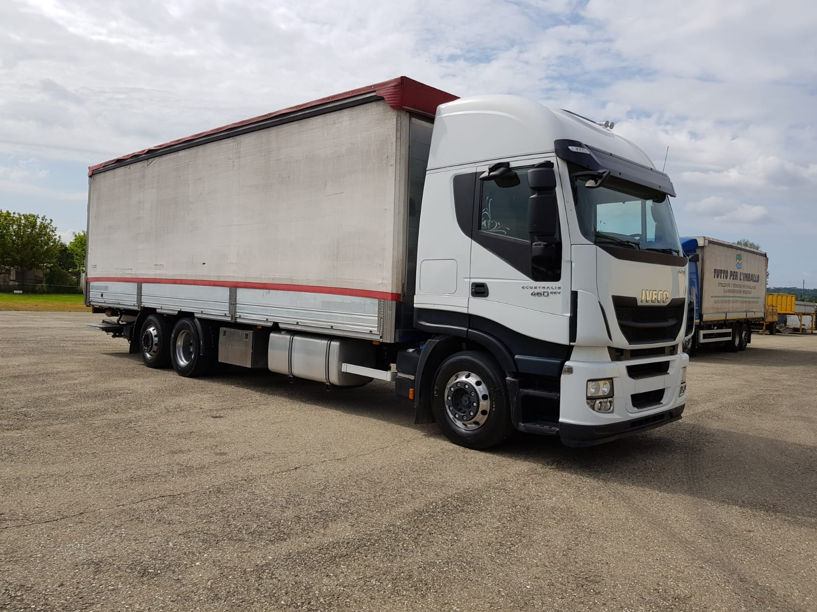 Vai a IVECO STRALIS AS440S46