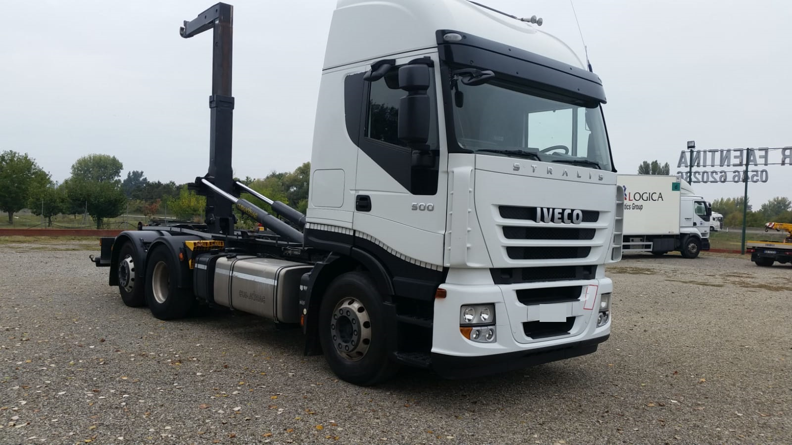 Vai a IVECO STRALIS 260AS500