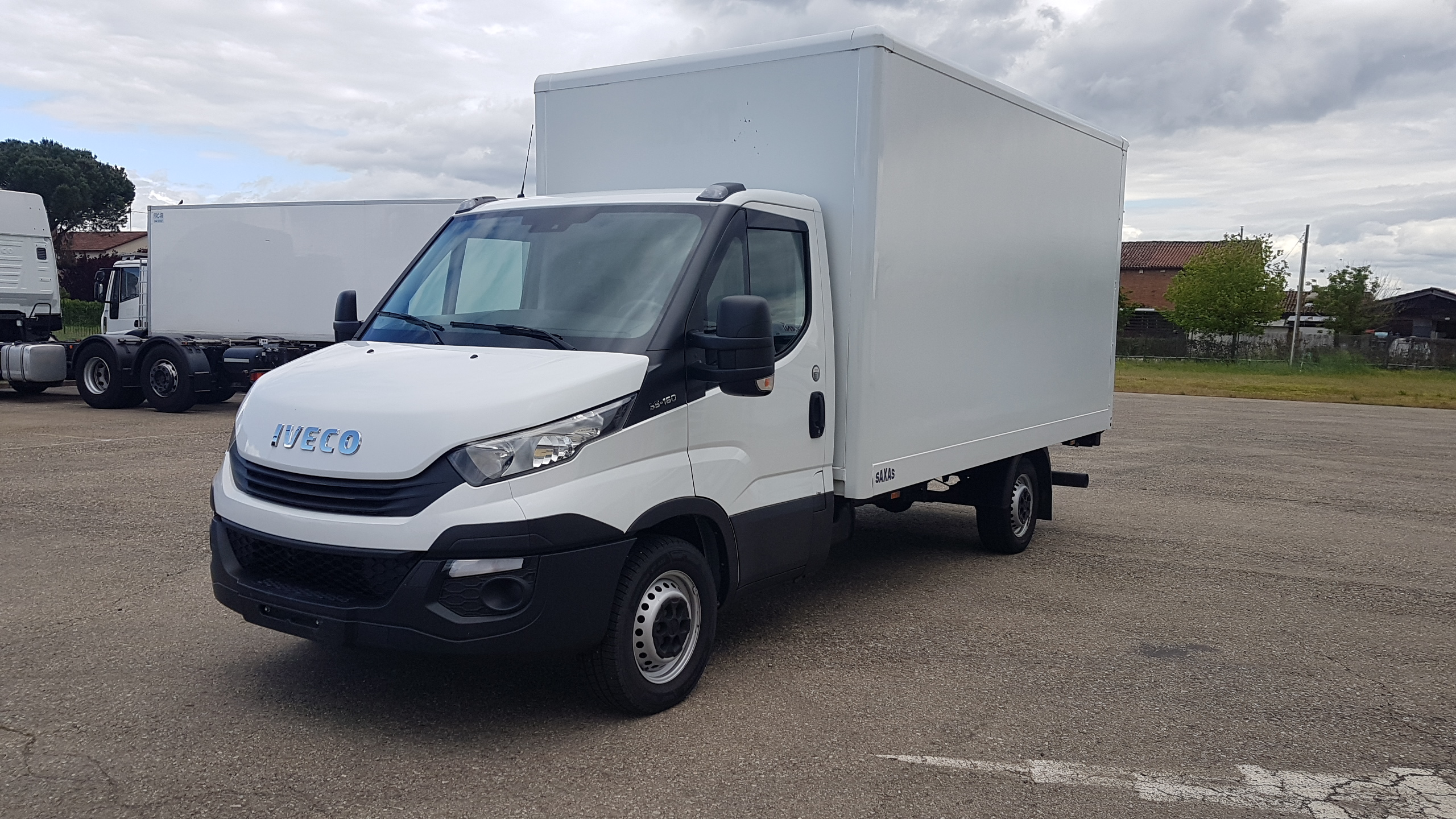 Vai a IVECO DAILY 35S16