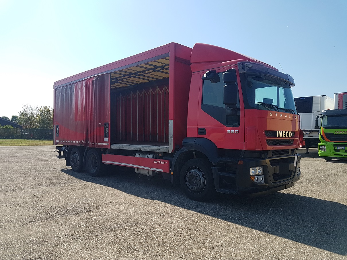 Vai a IVECO STRALIS 260S36