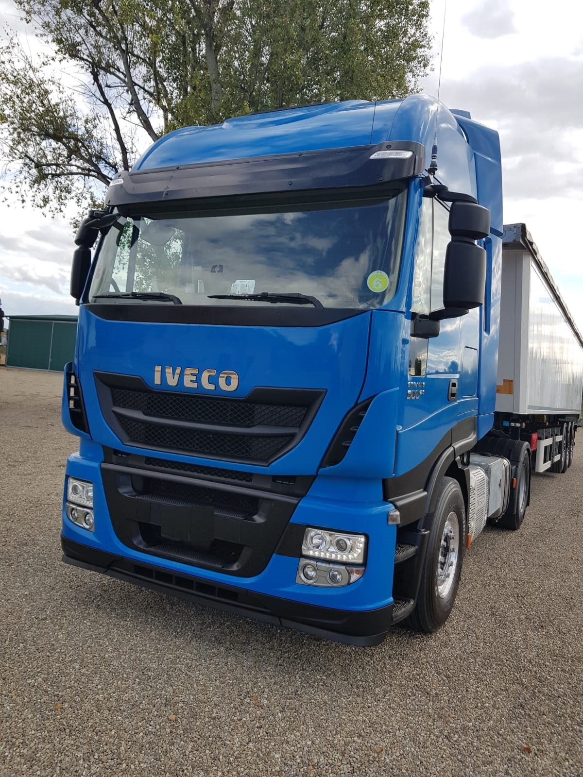 Vai a IVECO STRALIS AS440S50